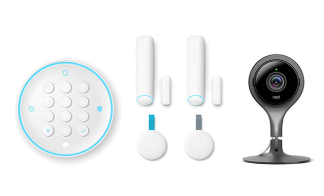 Mobile Nest Secure pack available from November 10