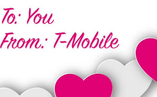Tmonews unofficial t mobile blog news videos articles and more t mobile valentines day deals include a free line of service when you add a line fandeluxe Image collections