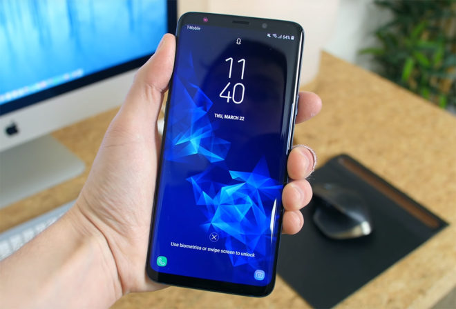 Samsung Galaxy S9 and S9+ now receiving updates from T