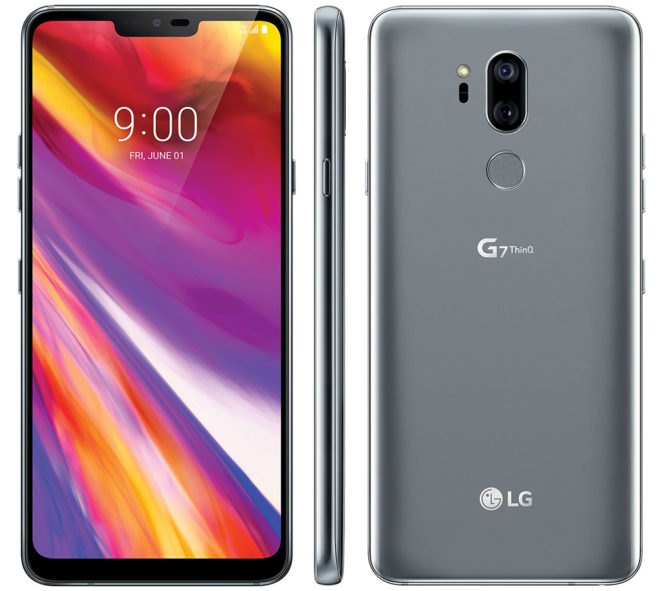 T-Mobile LG G7 ThinQ update brings July 2018 Android