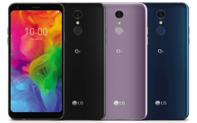 LG Q7 Android One Smartphone to Soon Launch in the US