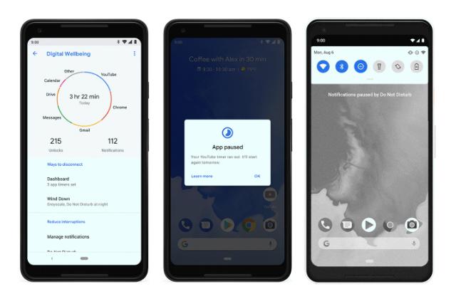 android90piedigitalwellbeing