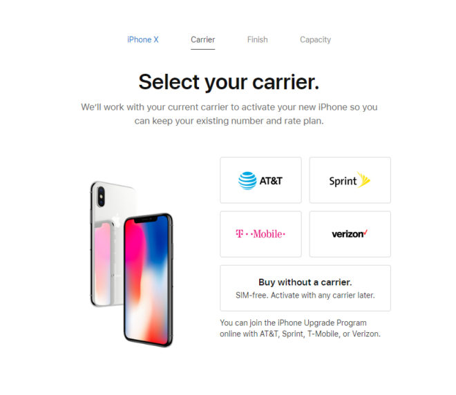 c79b5dd92 T-Mobile customers can now sign up for Apple s iPhone Upgrade ...