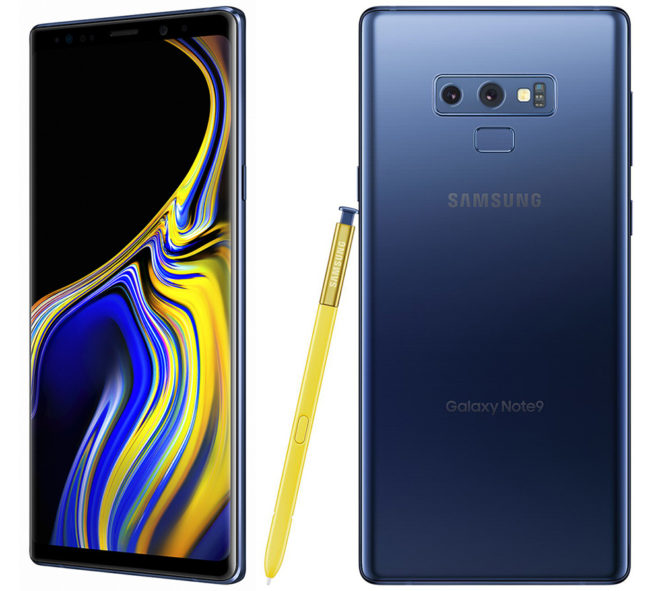 galaxynote9oceanblueangle
