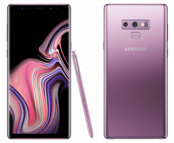 galaxynote9purple