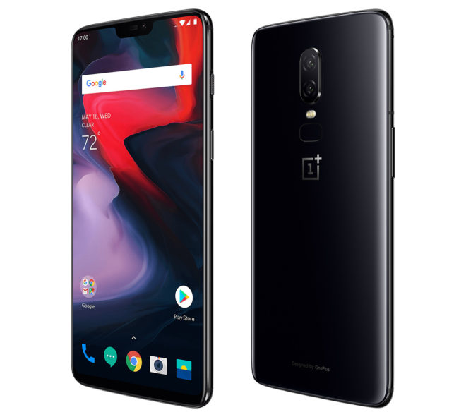 The OnePlus 6T will launch on T-Mobile for $550 this fall