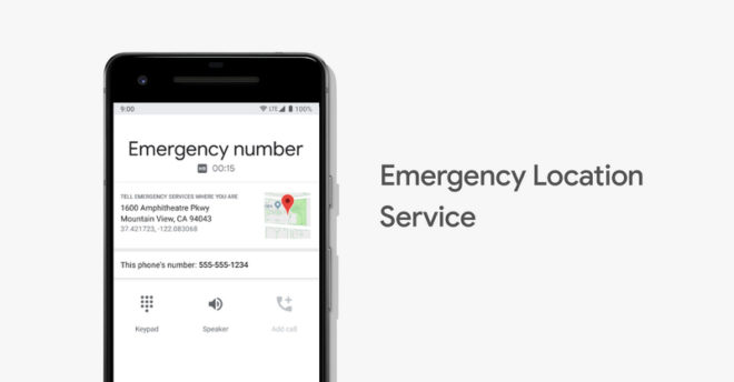 Google Brings its Emergency Location Service to Android in the US