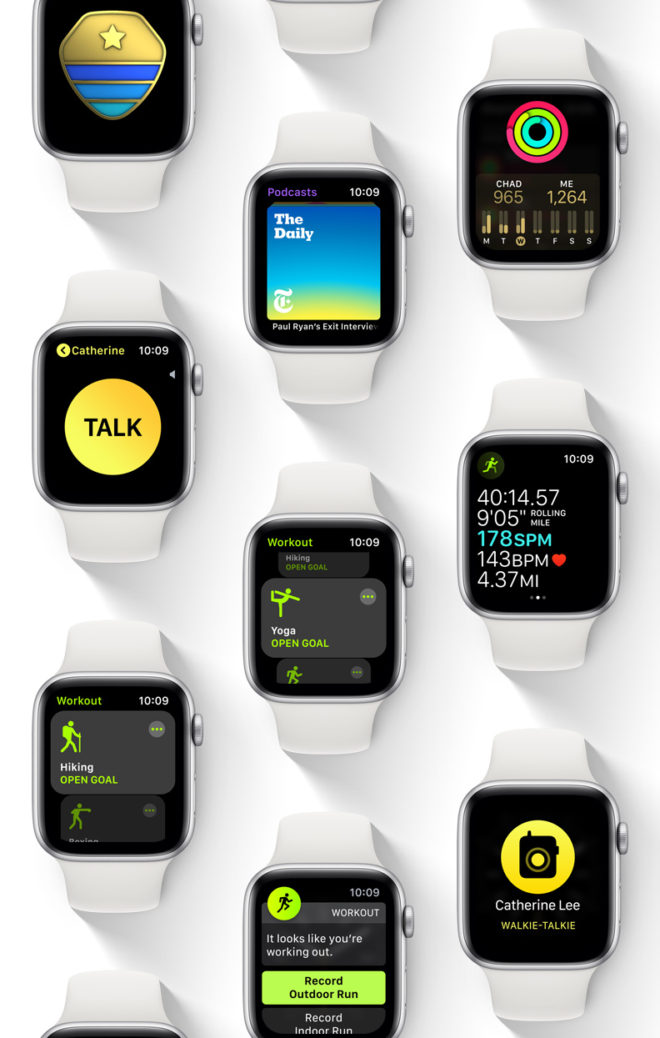 watchos5features