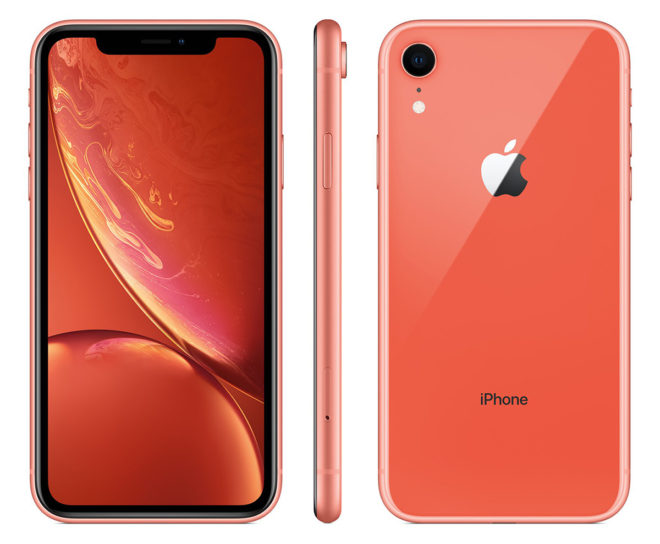 iphonexrcoral