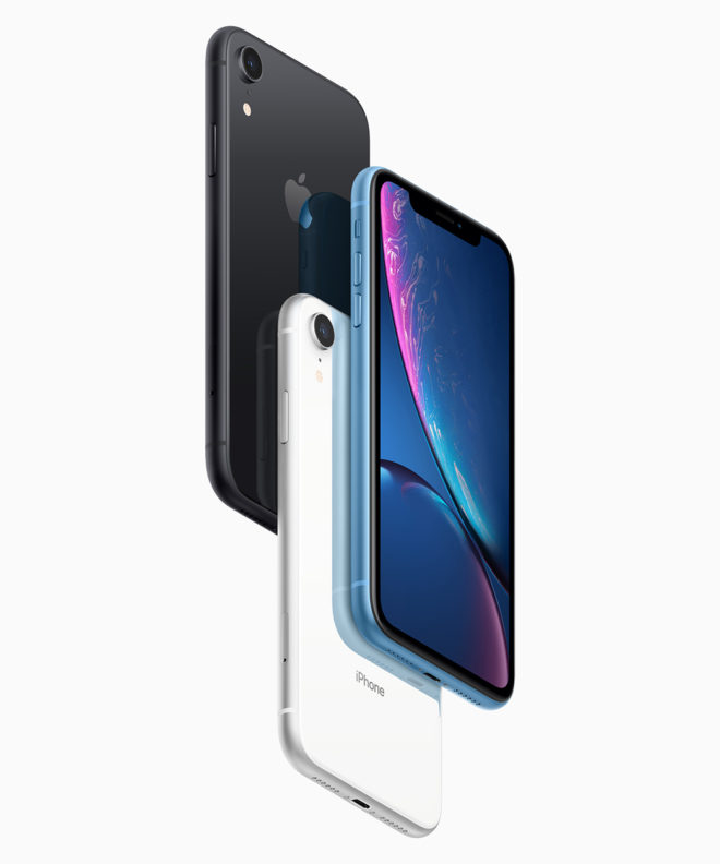 IPhone Xr sales begin today with no Apple cases or waiting lines