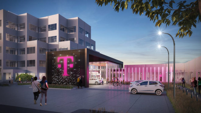 T-Mobile-HQ-Terrace-Entry