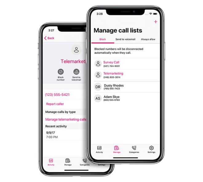 T-Mobile Name ID update brings improved design, better block