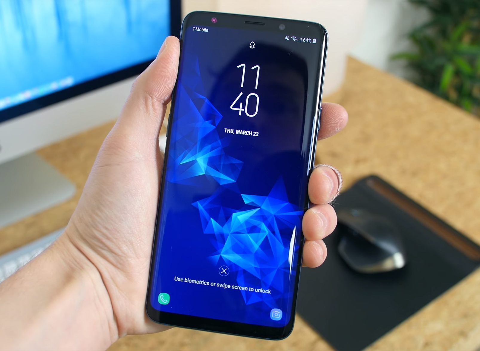 T-Mobile Galaxy S9 and S9+ receiving software updates today