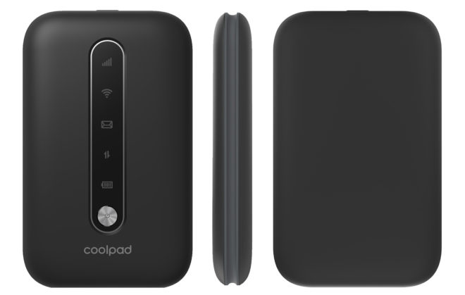 Mobile US launches Coolpad Surf 600 MHz hotspot