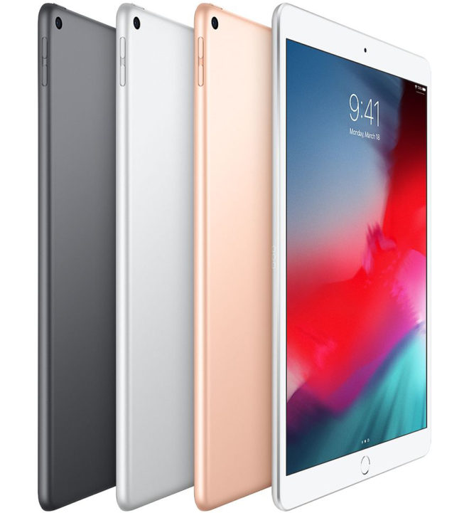 Apple Adds A12 Processor to New iPad Air and Mini