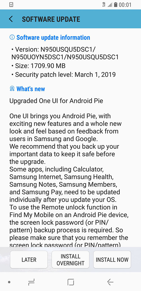 galaxy-note-8-android-pie