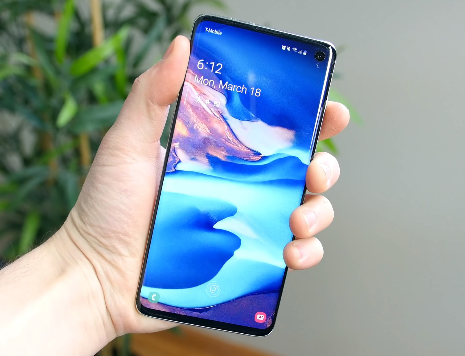 T-Mobile Galaxy S10 gets Night Mode for camera in latest
