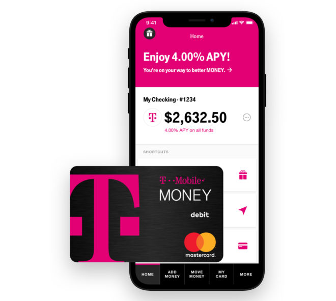 Mobile is Now a Mobile Bank, Offers No Fees and 4.00% APY