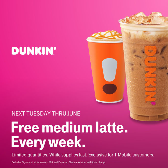 tmobile-tuesdays-free-dunkin