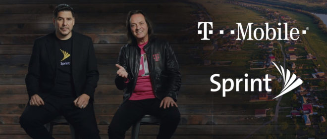 T-Mobile and Sprint may make concessions to help their merger gain