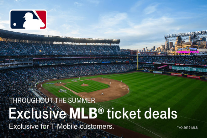 T-Mobile offering customers discounted tickets for every MLB team