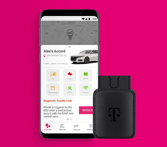 T-Mobile's upgraded SyncUp Drive adds 600MHZ LTE support