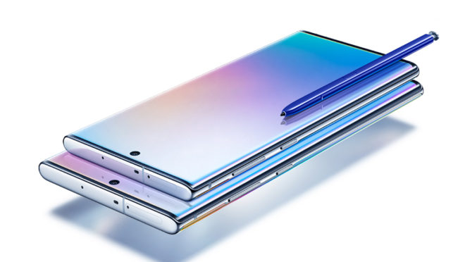 Galaxy Note 10 and Note 10+ now available for pre-order from T