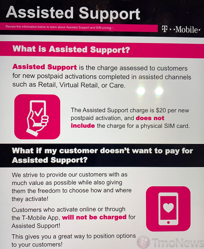 T-Mobile prepping updates to Assisted Support and SIM card