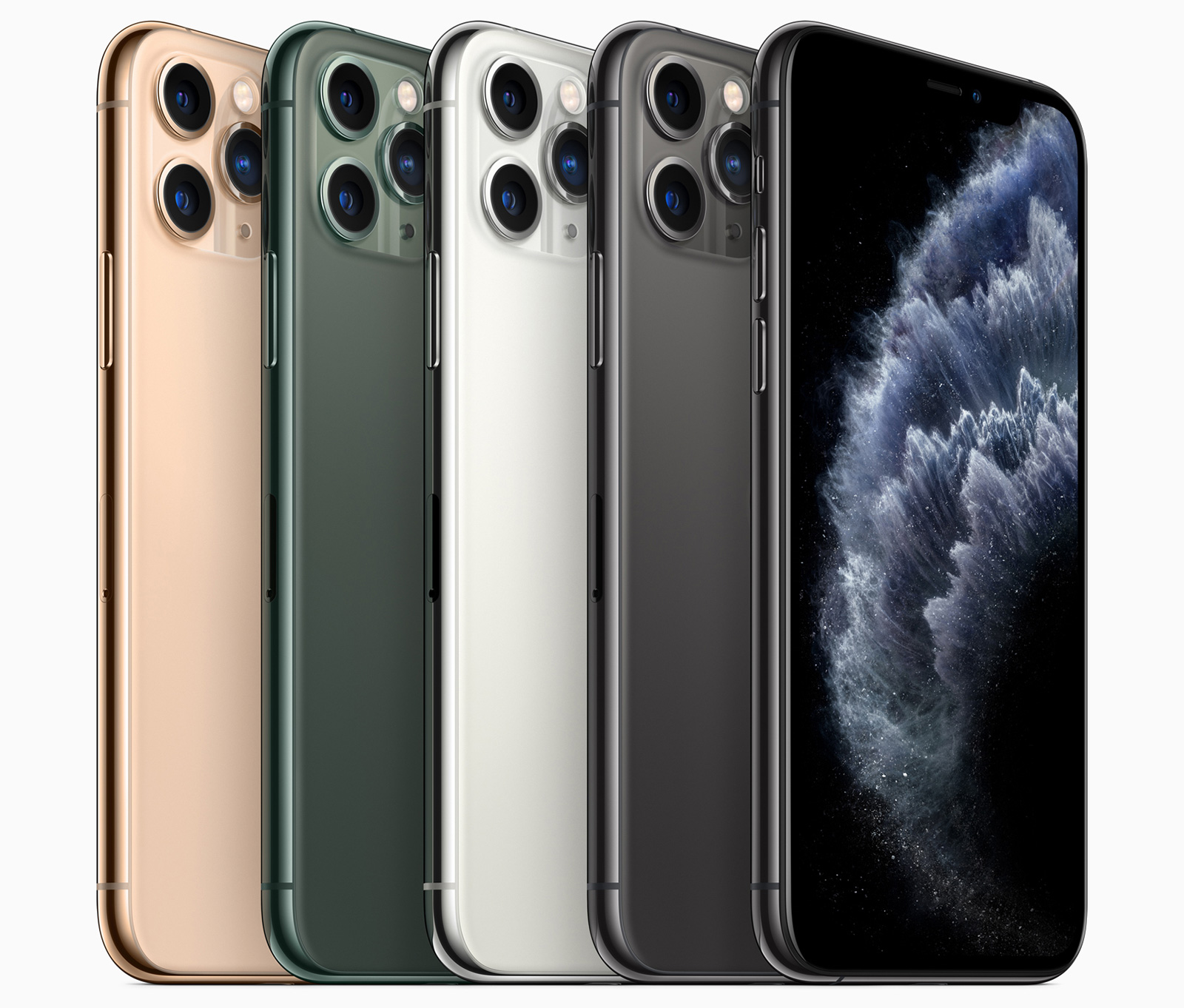iPhone 11 Pro and Pro Max introduced with three rear cameras