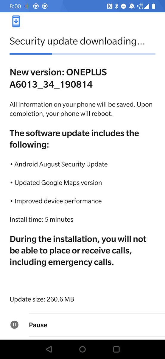 tmobile-oneplus-6t-august-update