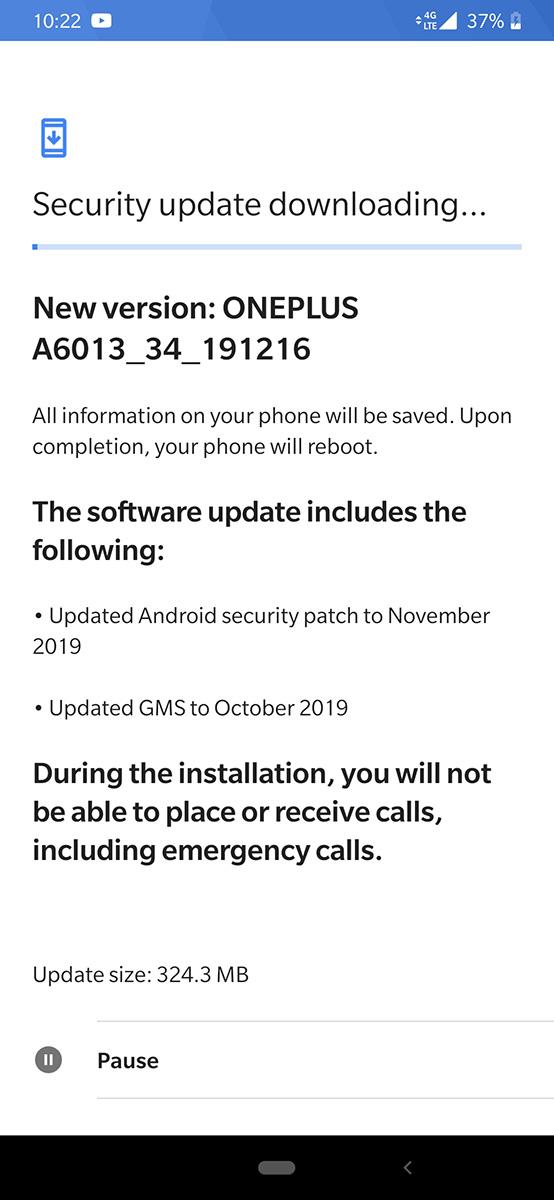 tmo-oneplus-6t-dec-update