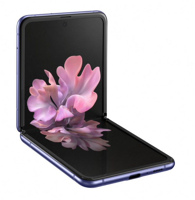 Samsung Galaxy Z Flip Launching February 14 With 6 7 Inch Foldable