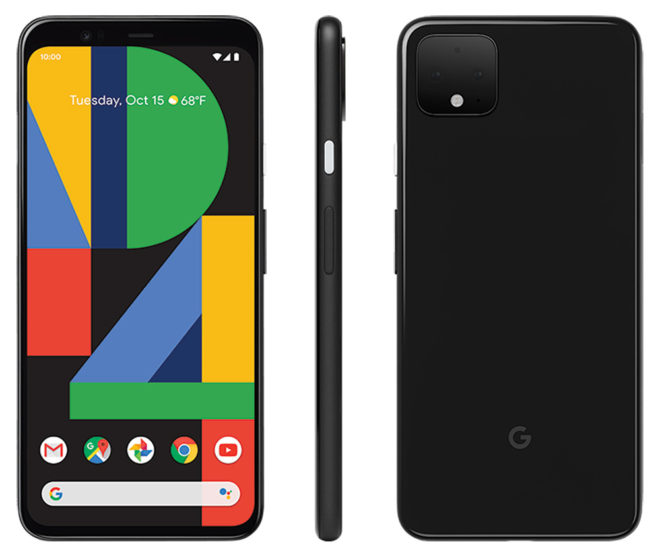 Pixel 4 adds an 'eyes open' check for using face unlock