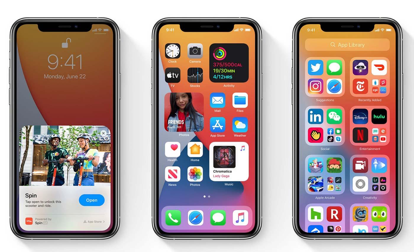 Apple Reveals Ios 14 Ipados 14 And Watchos 7 Updates Tmonews