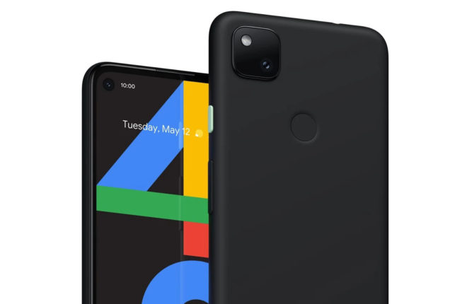Google Itself Leaks the Pixel 4a on its Canadian Store