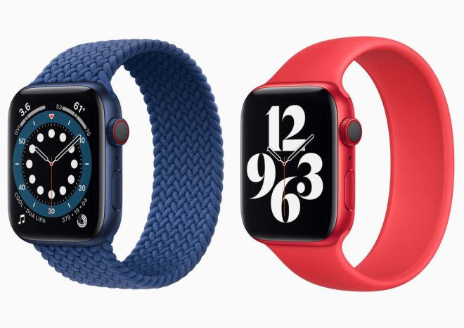 Apple looks to widen the gap with all new Apple Watch models