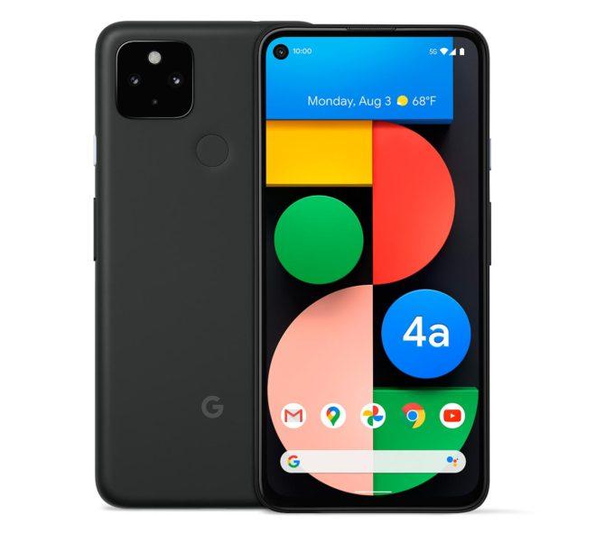 google-pixel-4a-5g-official