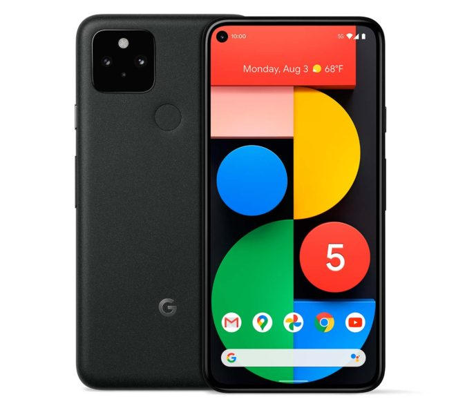 google-pixel-5-just-black