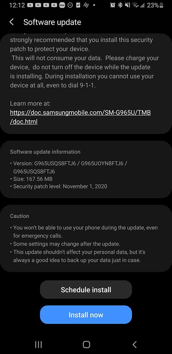 galaxy-s9-update-november