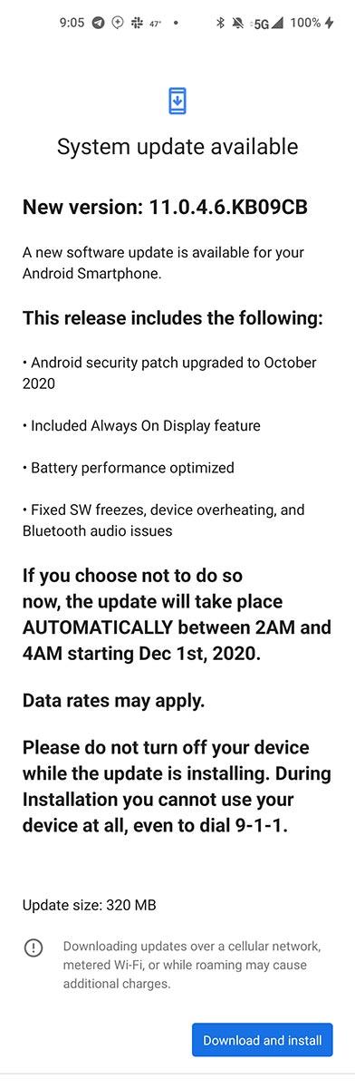 oneplus-8t-plus-5g-always-on-display-update