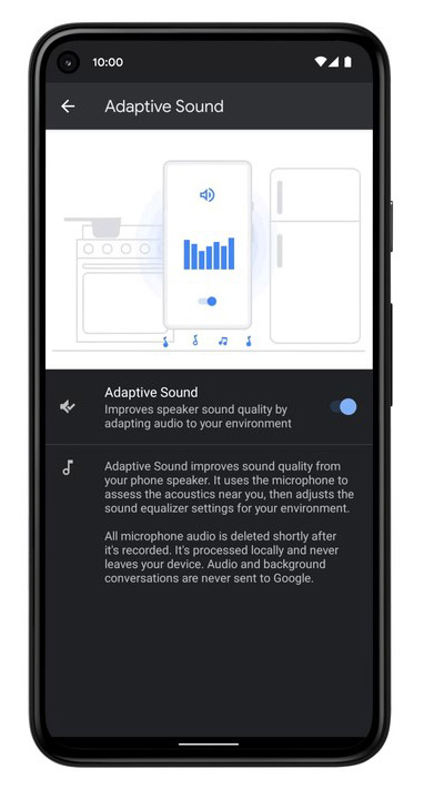 google-pixel-adaptive-sound
